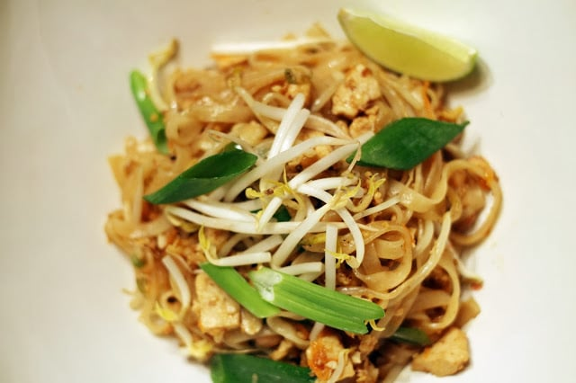 How to Make Pad Thai at Home - Guess What... It's Easy - Chris Loves ...