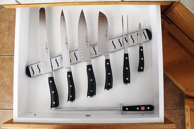 Proper Knife Care: Best Storage Options For Kitchen Knives