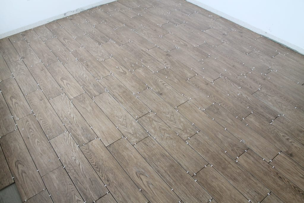 Tips for achieving realistic faux wood tile chris loves julia Tile wood floor