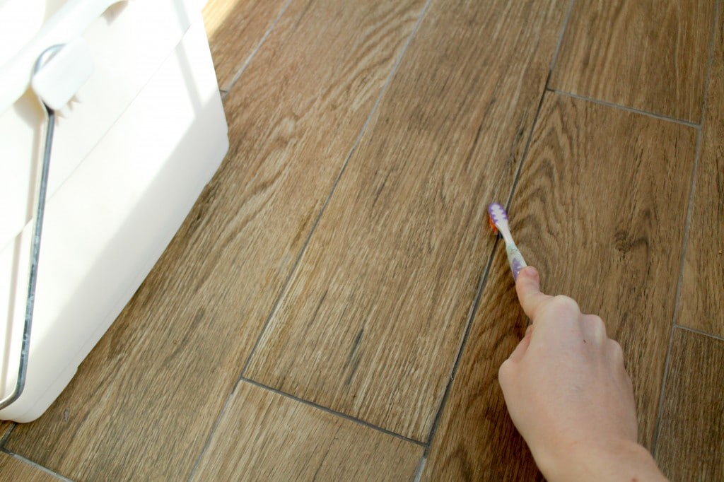 removing grout haze the easy waychris loves julia