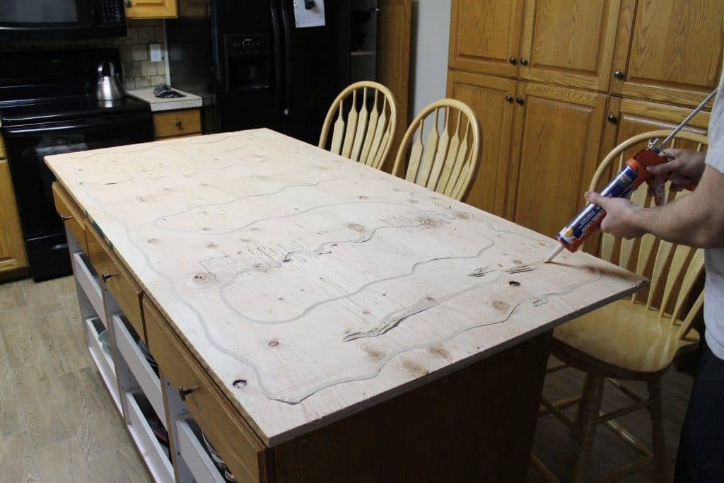 DIY Faux Soapstone Countertop Chris Loves Julia