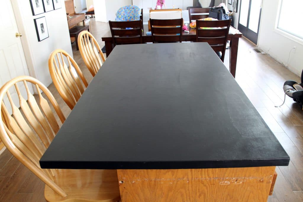 High Quality DIY Faux Soapstone Countertops ...