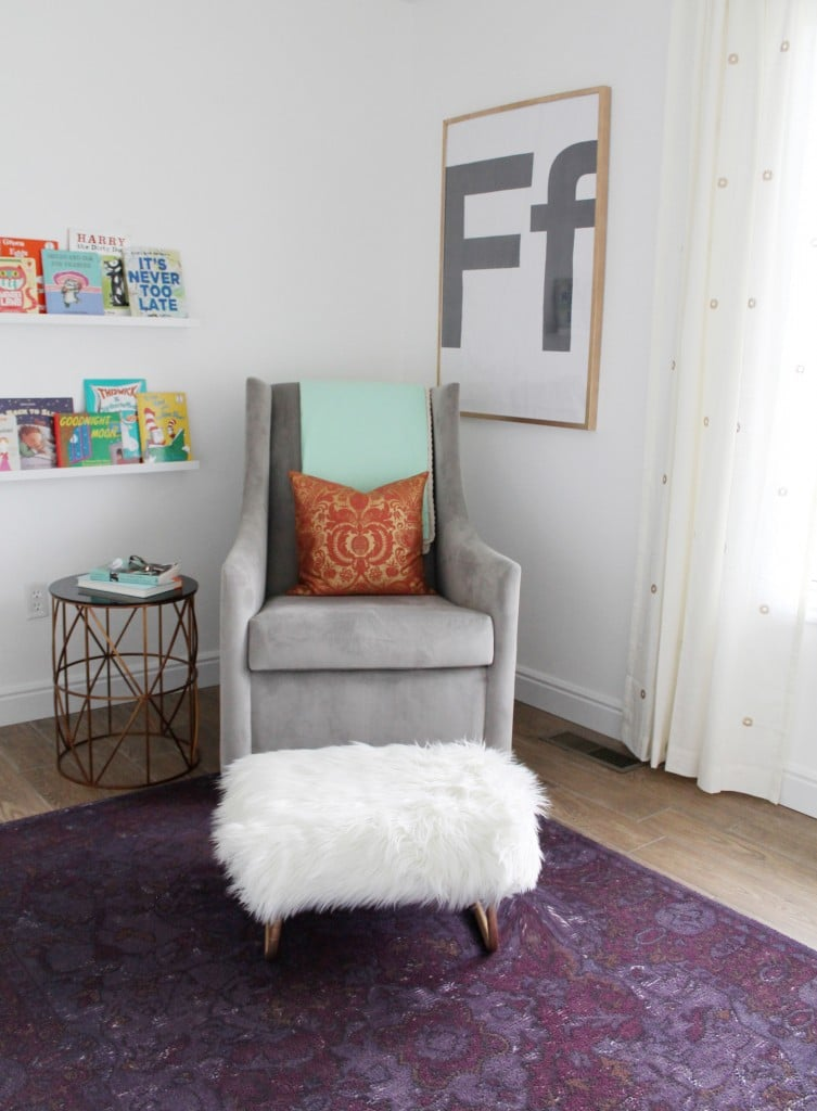 Faye's Sweet+Sophisticated Nursery