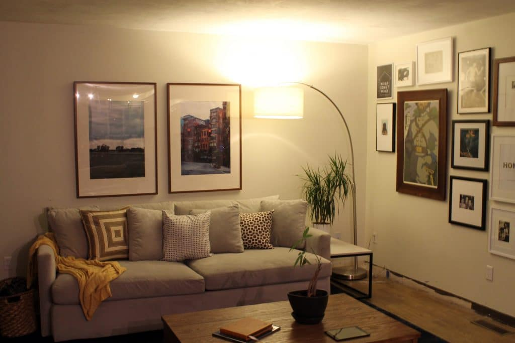 Rearranging free decorating chris loves julia - How to furnish small living rooms ...