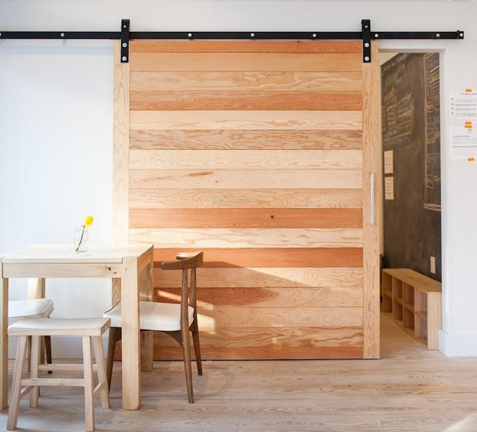 A New Project + 25 of the Best Modern Barn-Style Doors - Chris ...