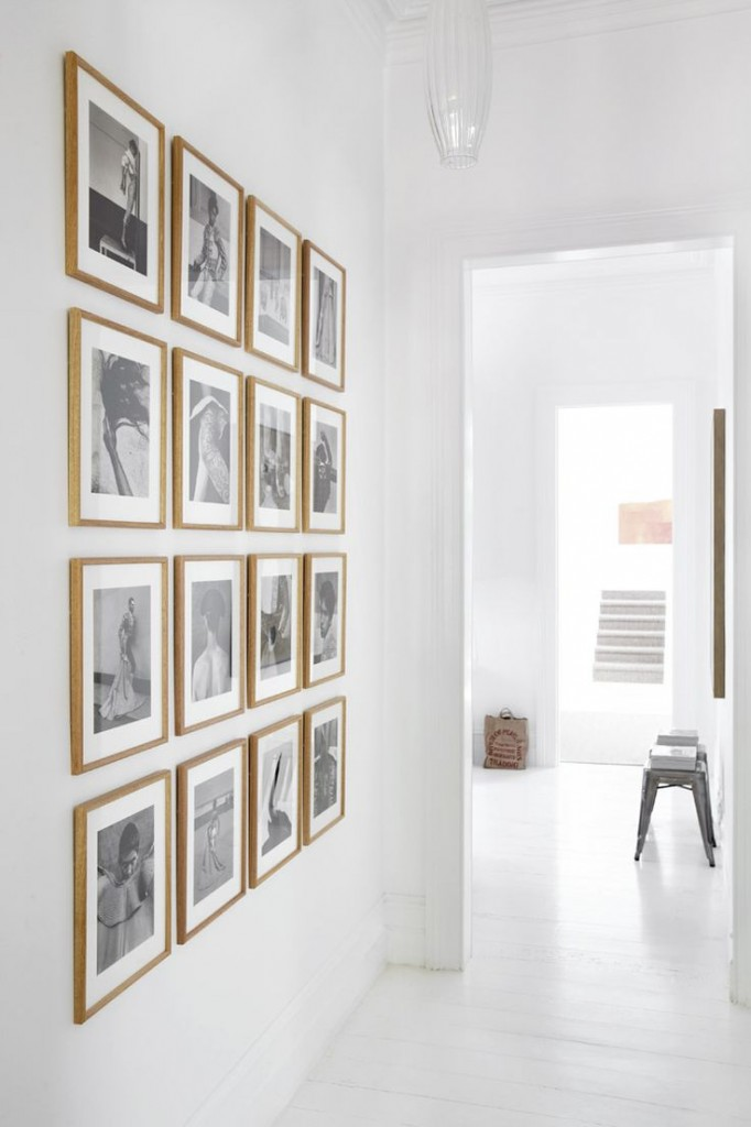 One Tip That Will Improve Your Gallery Wall