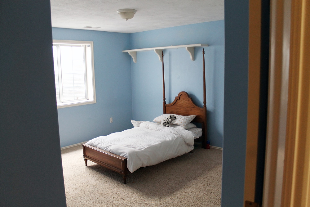 greta's room before