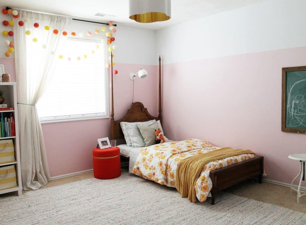 It's Done! A Happy Room for Greta - Chris Loves Julia Happy Room