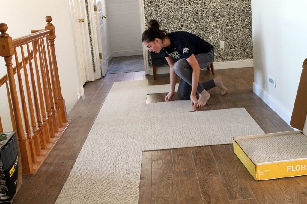 Carpet Tiles In Homes