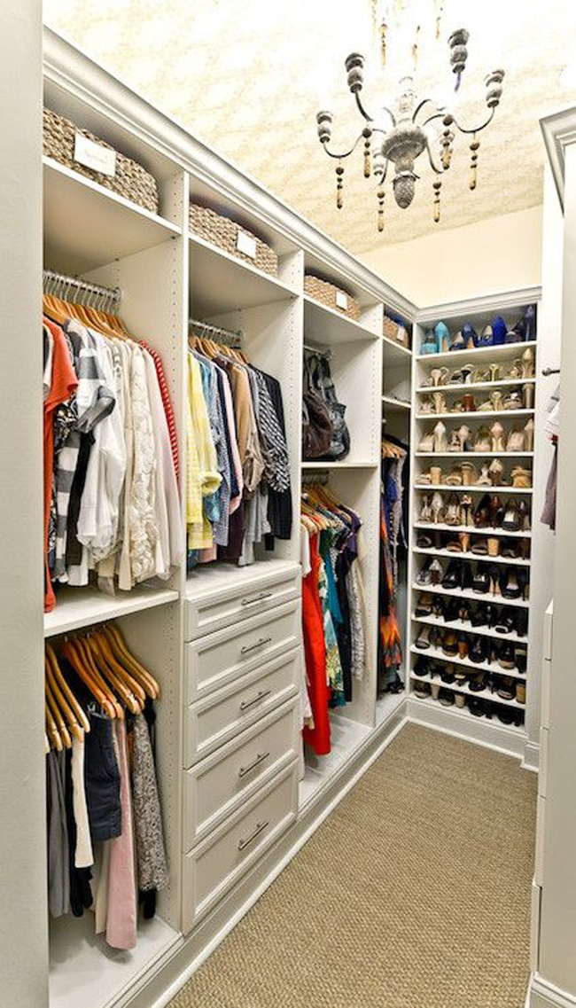 What are your master closet must haves chris loves julia - Master walk in closet design ...