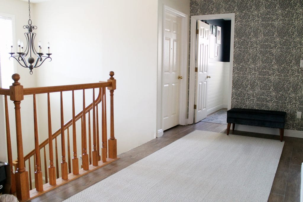 Replacing The Banister And Spindles Would Be A Dream Down The Road, But For  The Most Part They Are Not Offensive, And The Spindles Are A Lot Less Curvy  Than ...