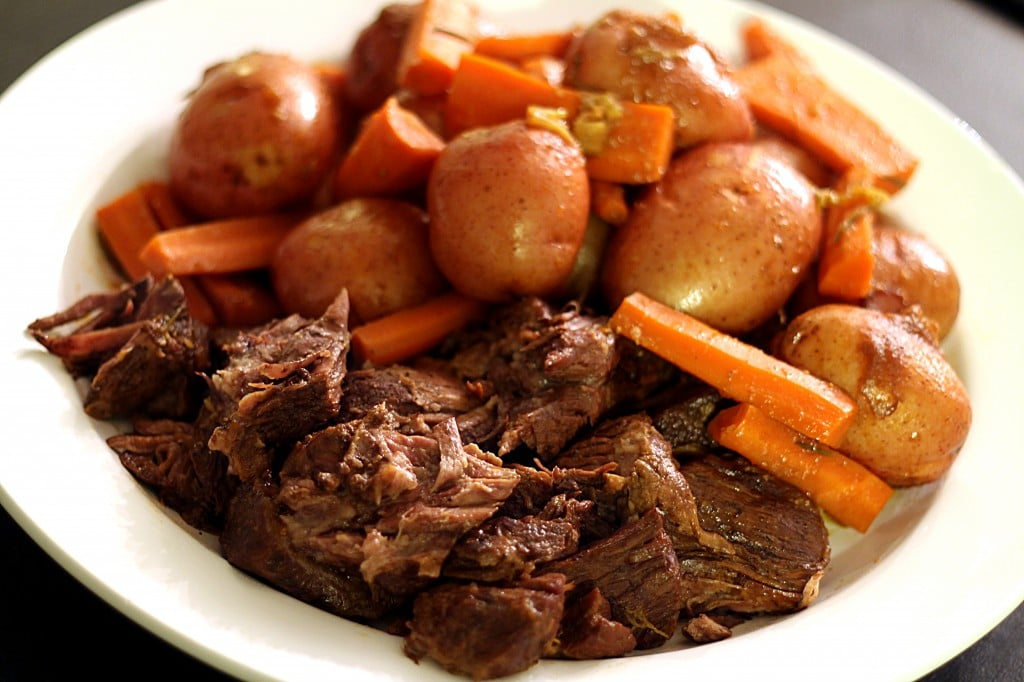 The Perfect, Traditional Pot Roast