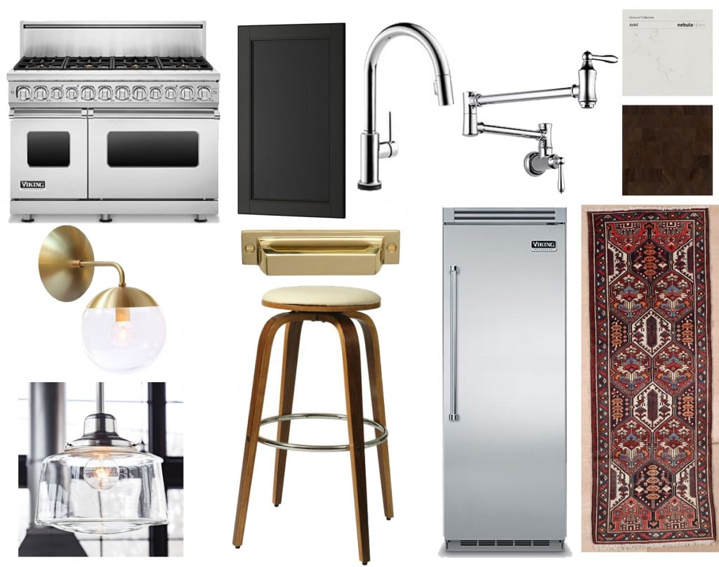 Chris Loves Julia Kitchen Mood Board