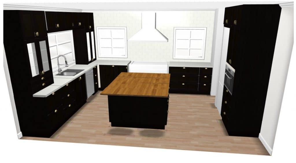 all the kitchen plans chris loves julia. Black Bedroom Furniture Sets. Home Design Ideas