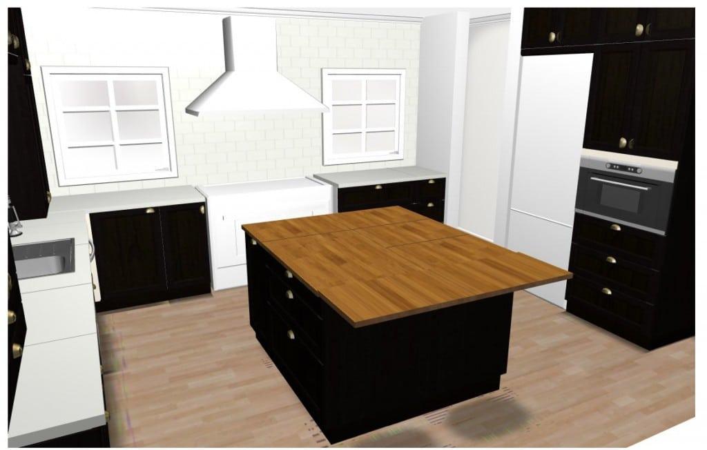 IKEA Home Planner Printout