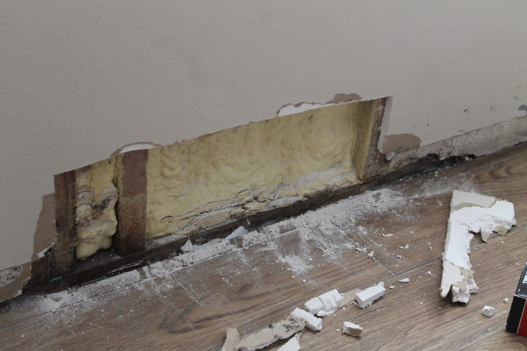 how to repair drywall cracks that keep coming back