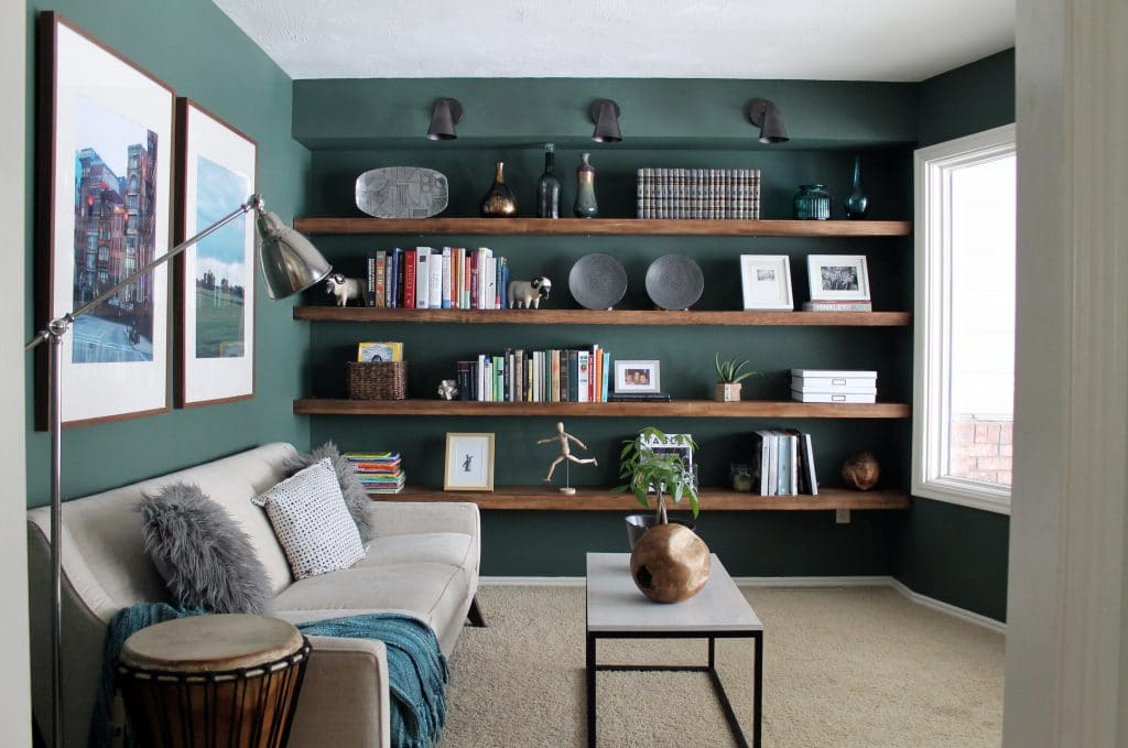 Best Reading Chair For Living Room: Leather Chairs For Every Budget + A New One In The Living