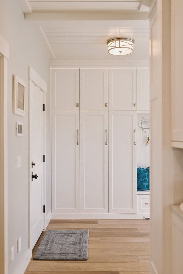 Lockers Room Plan