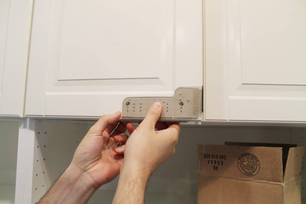 How to measure cabinet doors - How To Install Blum Hinges Ehow