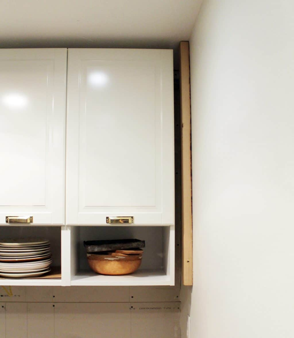 How To Trim Out IKEA Cabinets