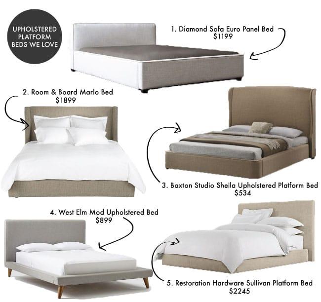 Upholstered-Platform-Beds-We-Love