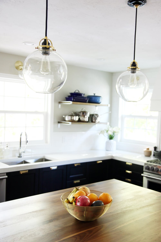 It\'s Done! : The Full Kitchen Reveal - Chris Loves Julia