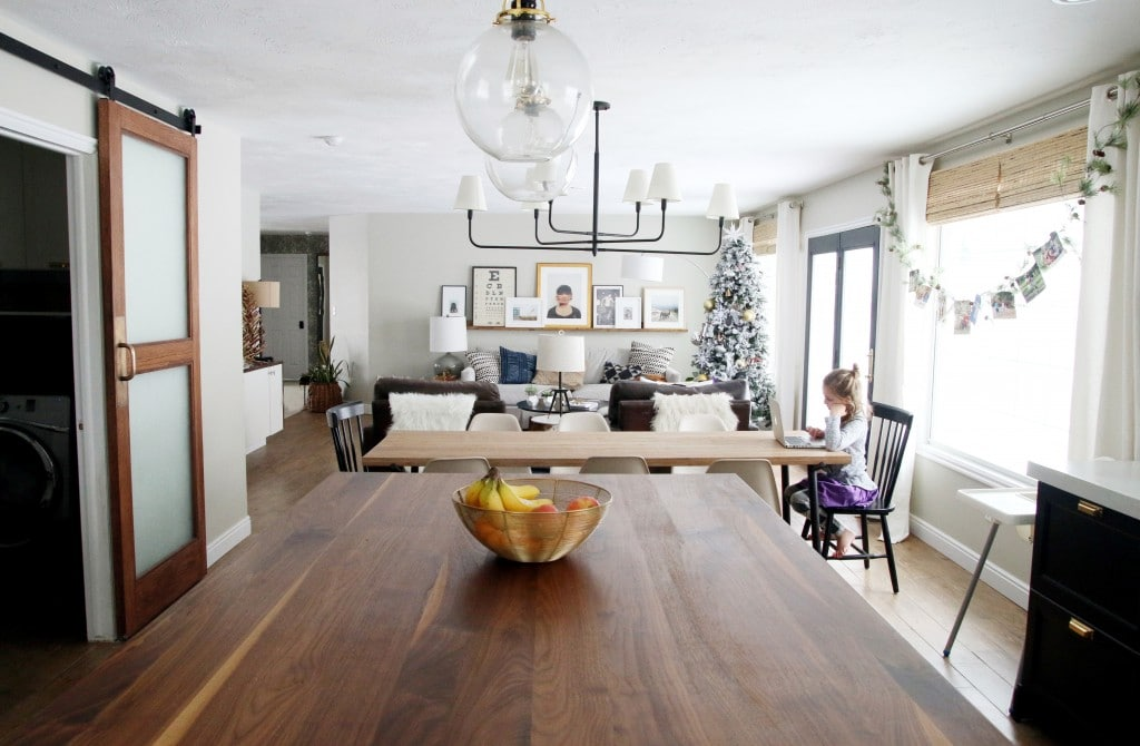 Pros and Cons to Open Concept Living   Chris Loves Julia