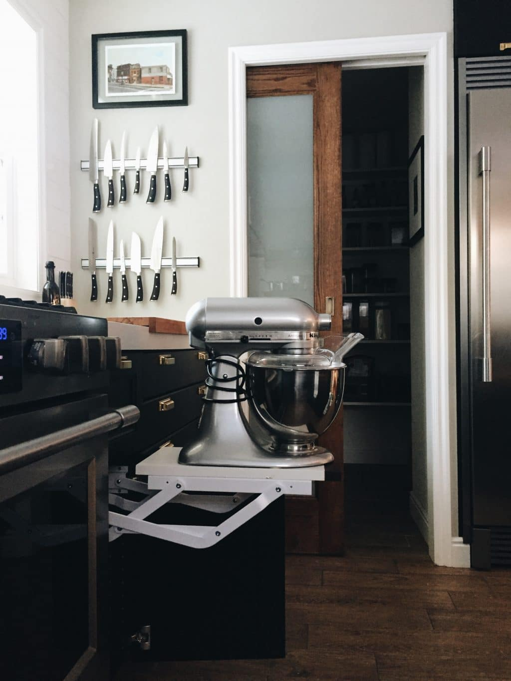 A Video Tour Inside Our Kitchen Cabinets - Chris s Julia on