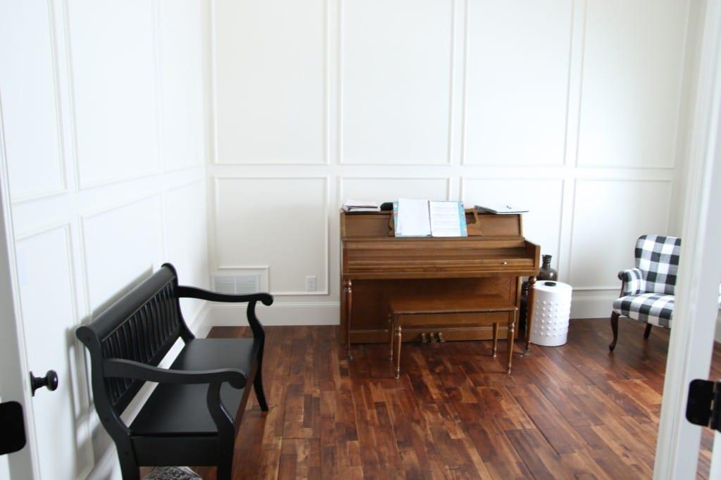 Ashley's Music Room Mood Board + E-Design is Back!