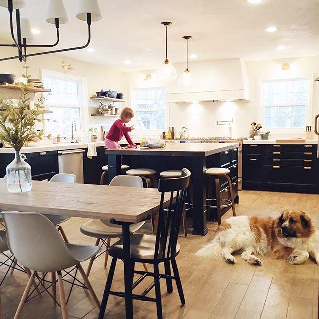 What a $28K Kitchen Renovation Looks Like | Chris Loves Julia