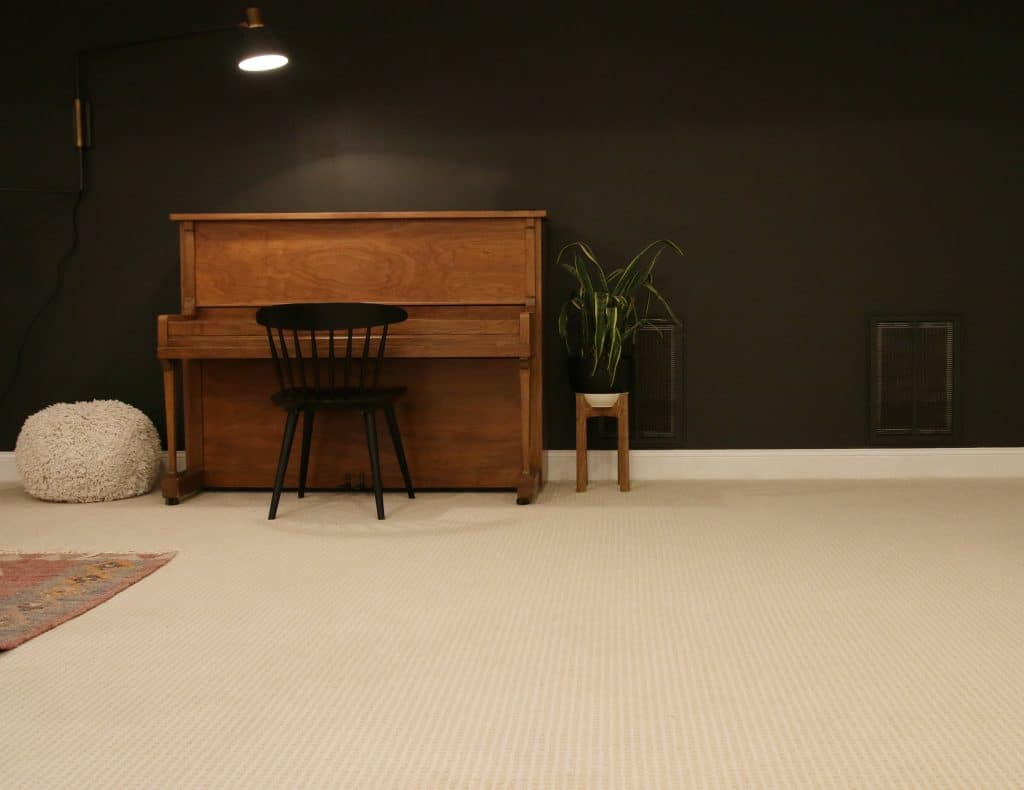 Tips For Choosing WalltoWall Carpet in a Modern Family Setting