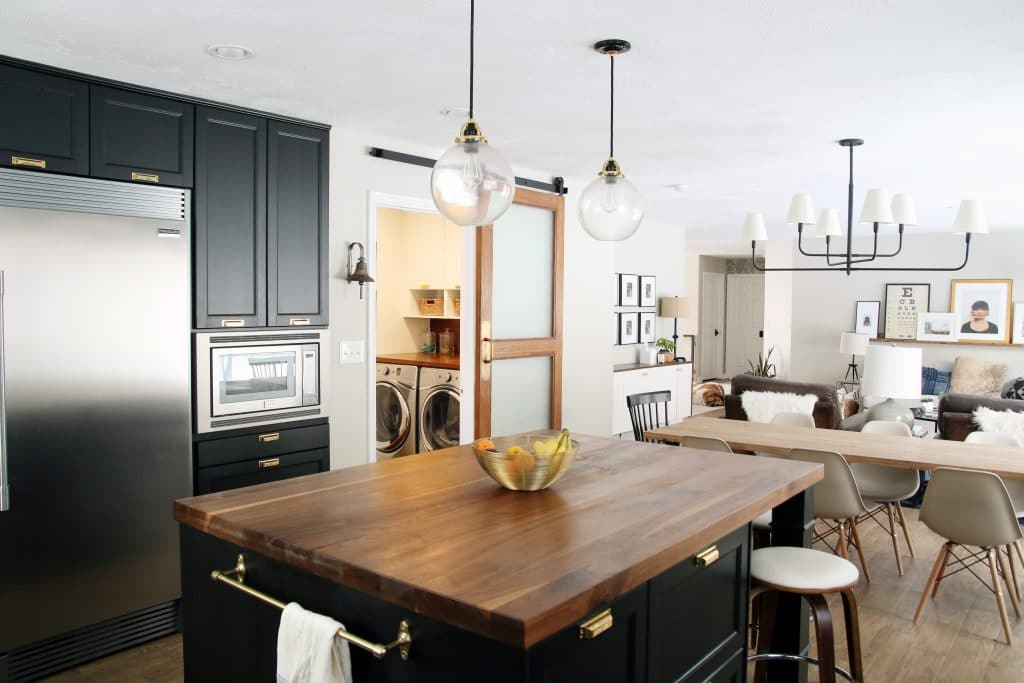 how much did the kitchen cost ikea kitchen remodel cost What a 28K Kitchen Renovation Looks Like Chris Loves Julia