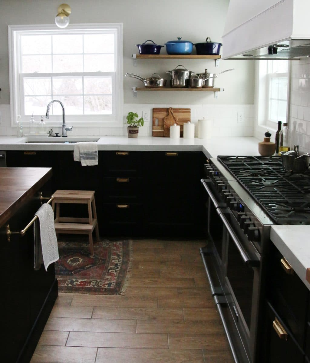 What A $28K Kitchen Renovation Looks Like | Chris Loves Julia