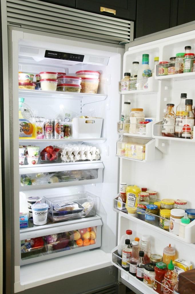 How To Organize Your Fridge Like a Pro | Chris Loves Julia