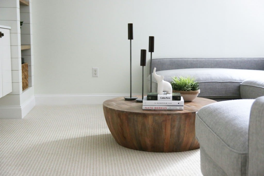 Styling A Family-Friendly Coffee Table