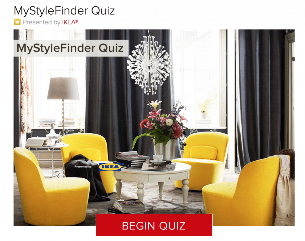 What my home decor style quiz 28 images what your for Home decor quiz style