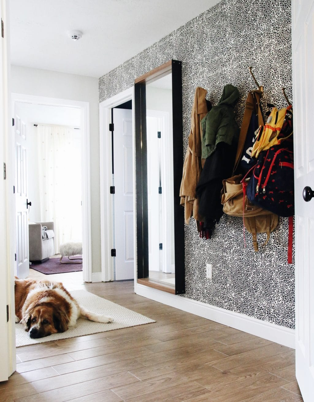 how we keep our home clean with a big hairy dog chris loves julia - Flooring For Dog Room
