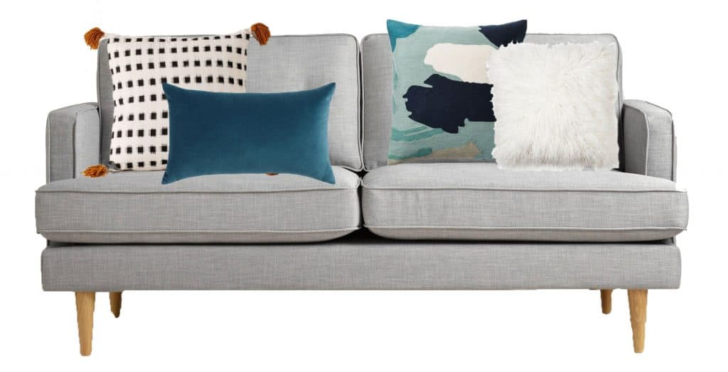 5 Pillow Combinations Under $100! - Chris Loves Julia