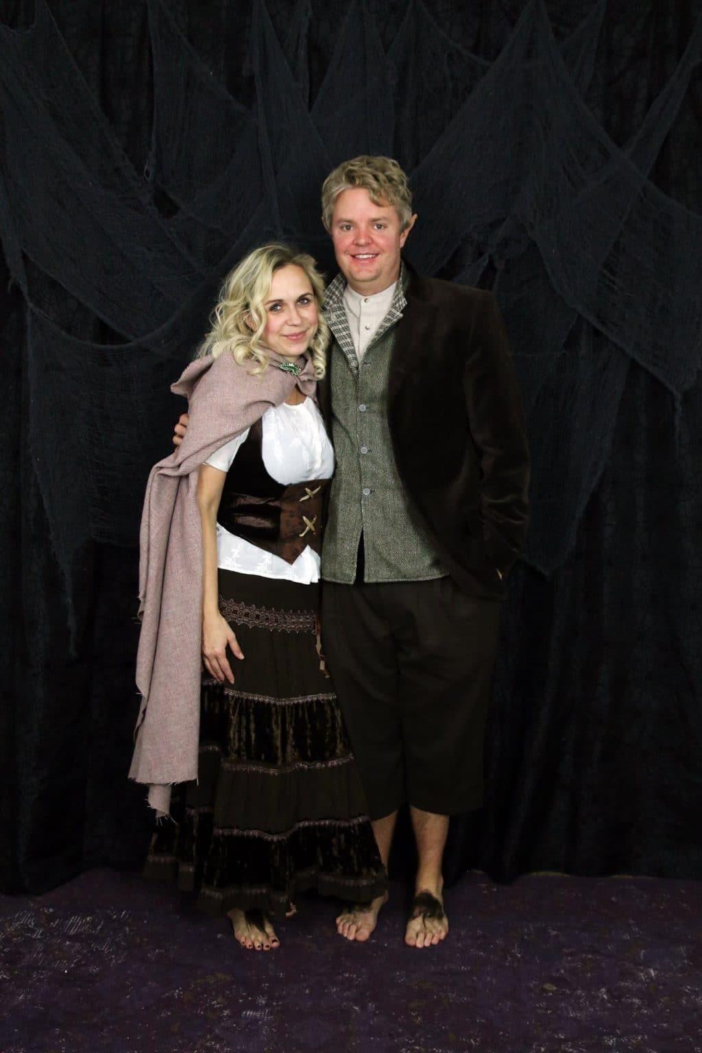 Hobbits costumes