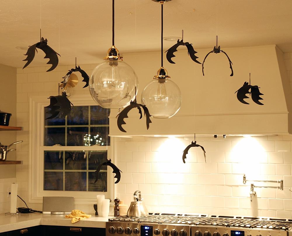 Hanging bats! | Chris Loves Julia