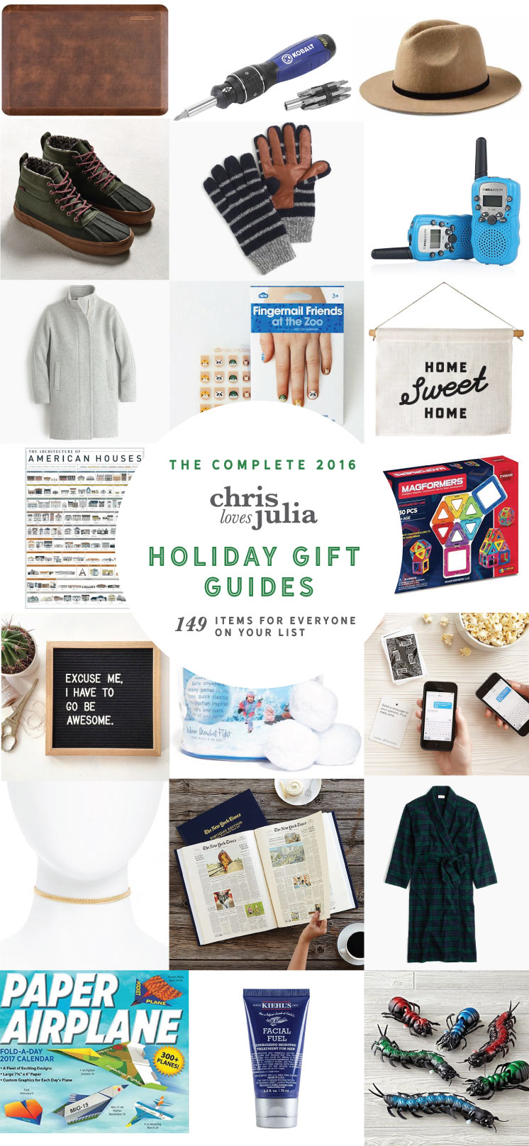 Gifts for every person on your list