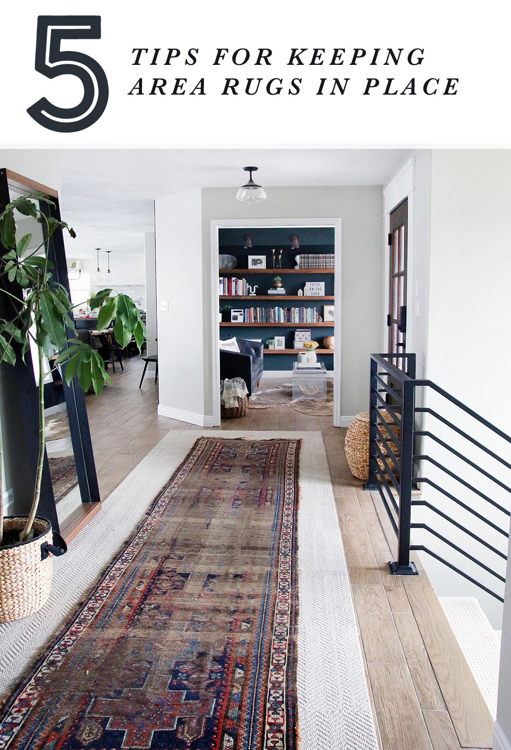 5 Tips For Keeping Area Rugs Exactly Where You Want Them Chris