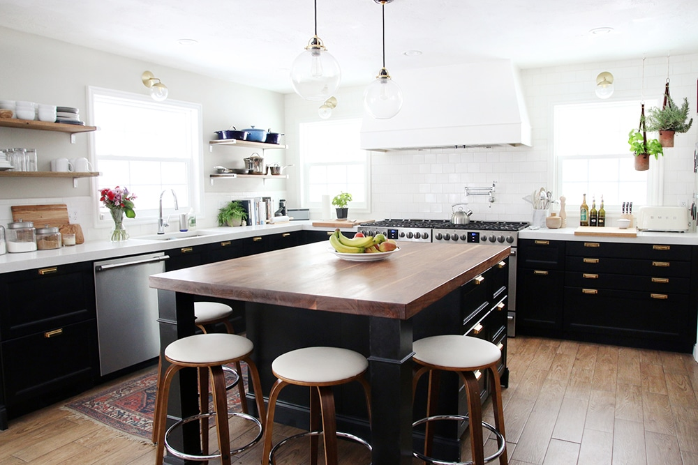 Real Life: What\'s on Our Kitchen Counters - Chris Loves Julia