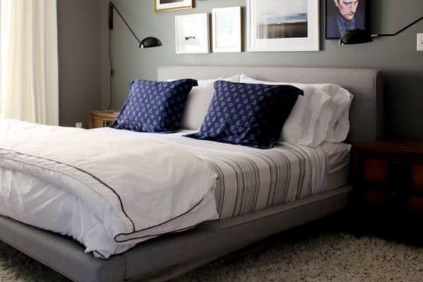 CLJ Master Bed