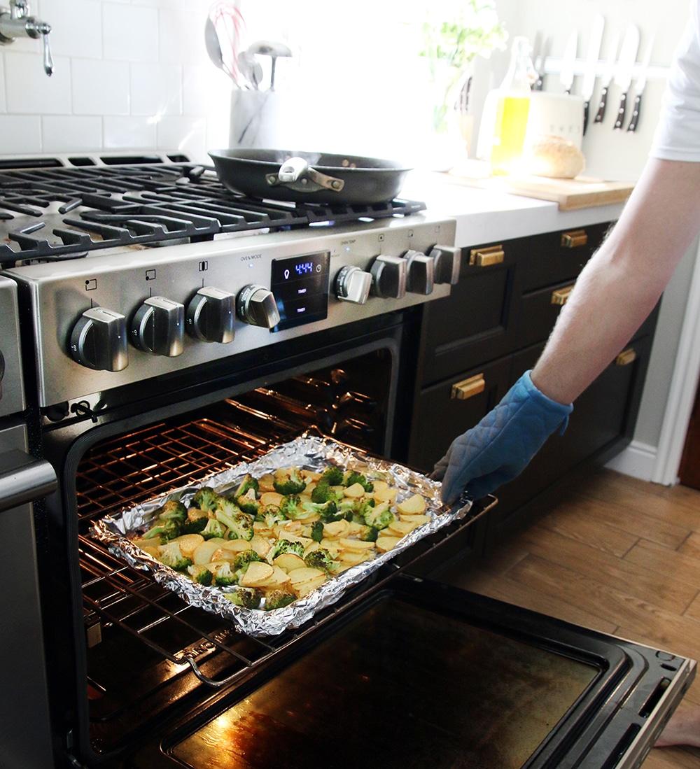 Blue apron kitchen - Blue Apron Waste Blue Apron