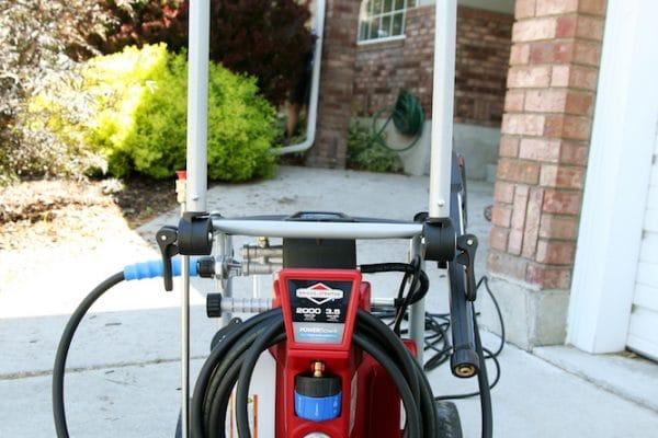 Briggs & Stratton Electric Pressure Washer