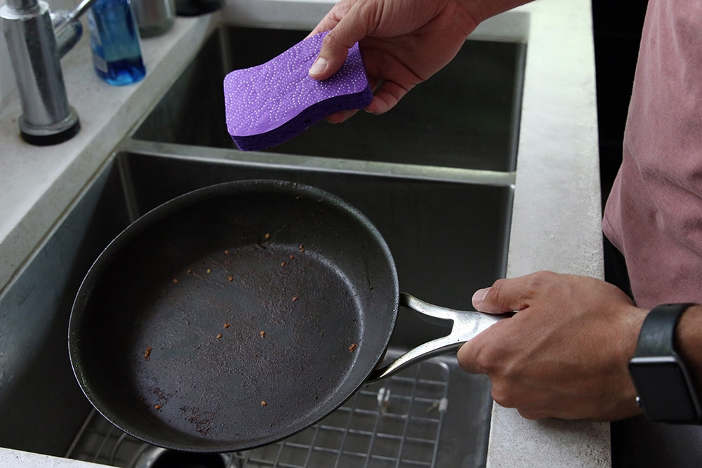 Keeping Your Cookware Clean