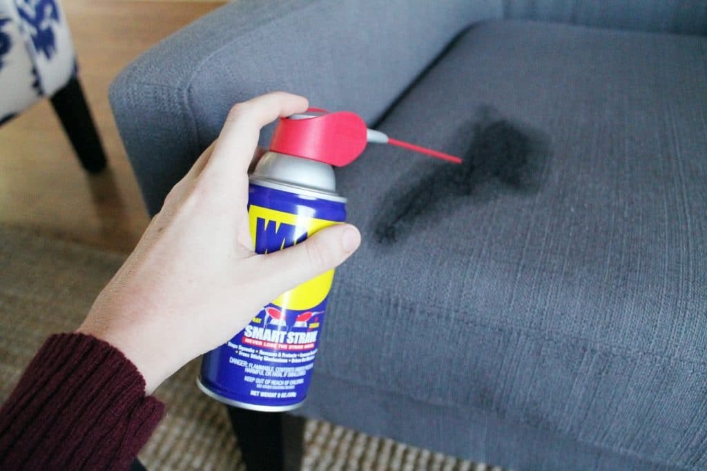 ten things we use wd 40 for besides that squeaky door chris loves julia. Black Bedroom Furniture Sets. Home Design Ideas
