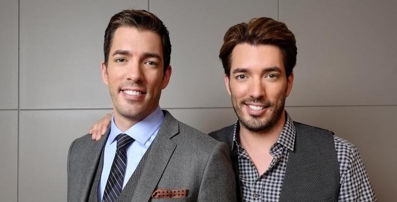 Chris Loves Julia Podcast - Interview With Jonathan & Drew Scott