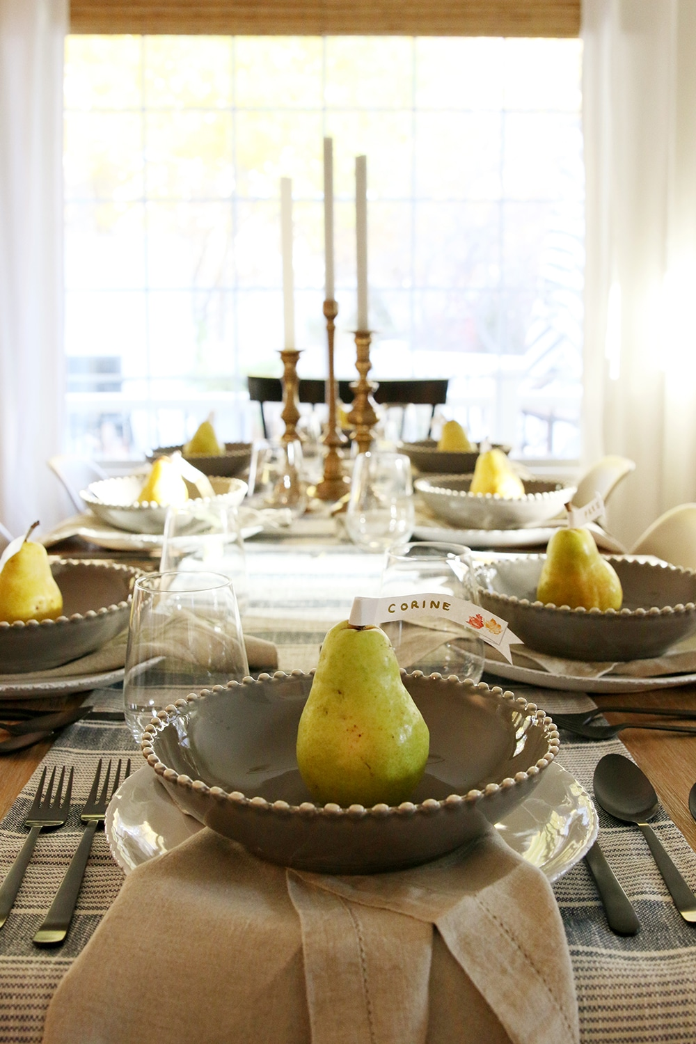 Stupendous Our Thanksgiving Table Tradition And 500 To Arhaus Gamerscity Chair Design For Home Gamerscityorg